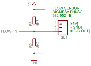 Flow Sensor Interface