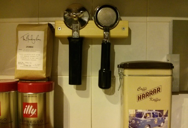 Portafilter Wall Mount